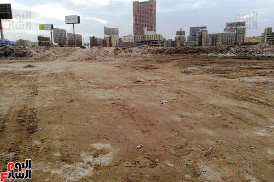أعمال حفر أثاثات أبراج مثلث ماسبيرو (7)
