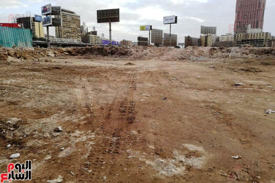أعمال حفر أثاثات أبراج مثلث ماسبيرو (1)