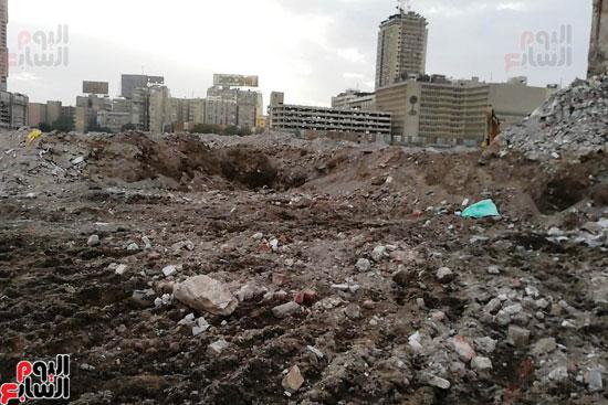 أعمال حفر أثاثات أبراج مثلث ماسبيرو (22)
