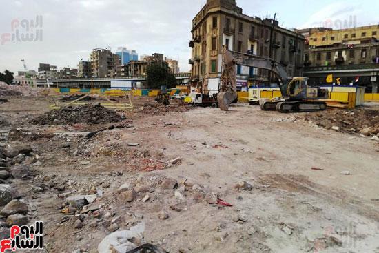 أعمال حفر أثاثات أبراج مثلث ماسبيرو (6)