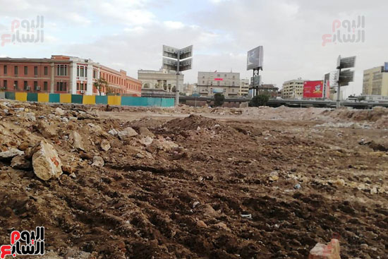 أعمال حفر أثاثات أبراج مثلث ماسبيرو (24)