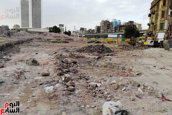أعمال حفر أثاثات أبراج مثلث ماسبيرو (20)