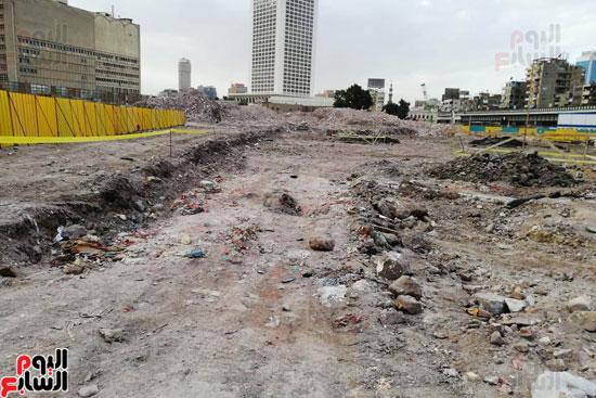 أعمال حفر أثاثات أبراج مثلث ماسبيرو (12)
