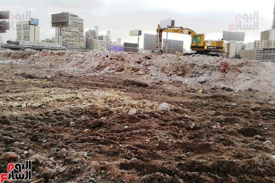 أعمال حفر أثاثات أبراج مثلث ماسبيرو (23)