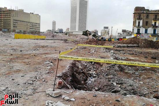 أعمال حفر أثاثات أبراج مثلث ماسبيرو (19)