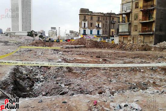 أعمال حفر أثاثات أبراج مثلث ماسبيرو (4)