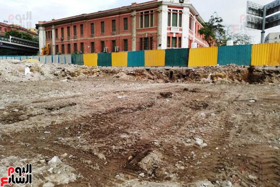 أعمال حفر أثاثات أبراج مثلث ماسبيرو (18)