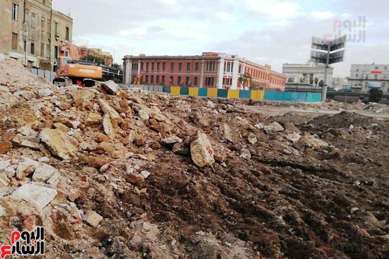 أعمال حفر أثاثات أبراج مثلث ماسبيرو (21)