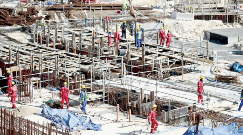 قطر تفشل فى الوفاء بالتزاماتها لإنهاء المشروعات المتعلقة بتنظيم المونديال