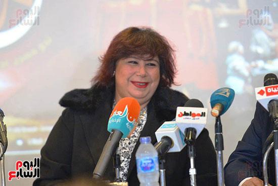 المؤتمر الصحفى لمهرجان المسرح العربى (17)