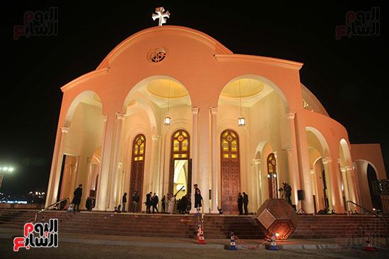 افتتاح كاتدرائية ميلاد المسيح (9)