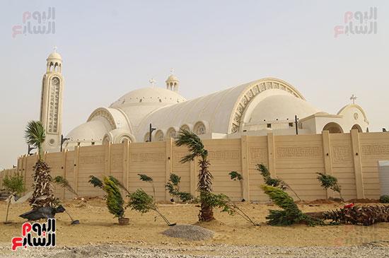كاتدرائية العاصمة الإدارية الجديدة (9)
