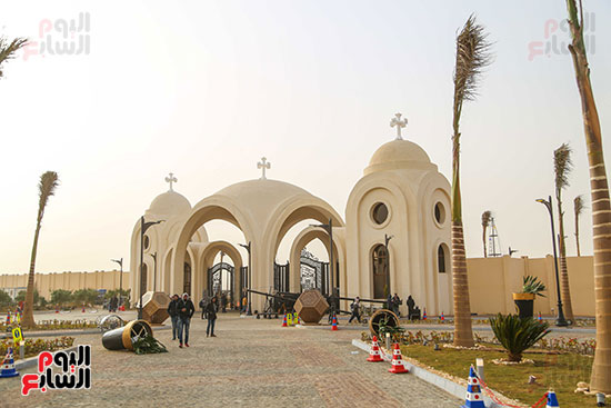 كاتدرائية العاصمة الإدارية الجديدة (4)