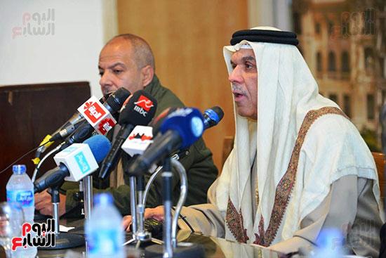 المؤتمر الصحفى لمهرجان المسرح العربى (13)