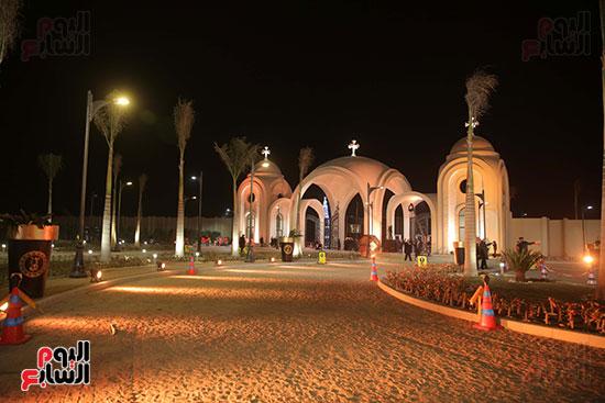 افتتاح كاتدرائية ميلاد المسيح (10)