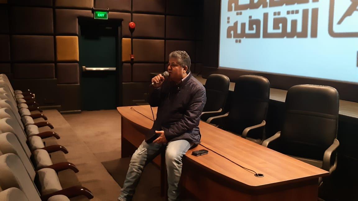 السيناريست سيد فؤاجد يعلن عن افتتاح نادي السينما الافريقية بالاقصر