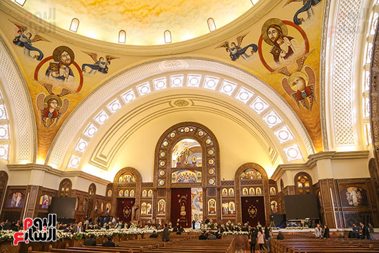 كاتدرائية العاصمة الإدارية الجديدة (8)