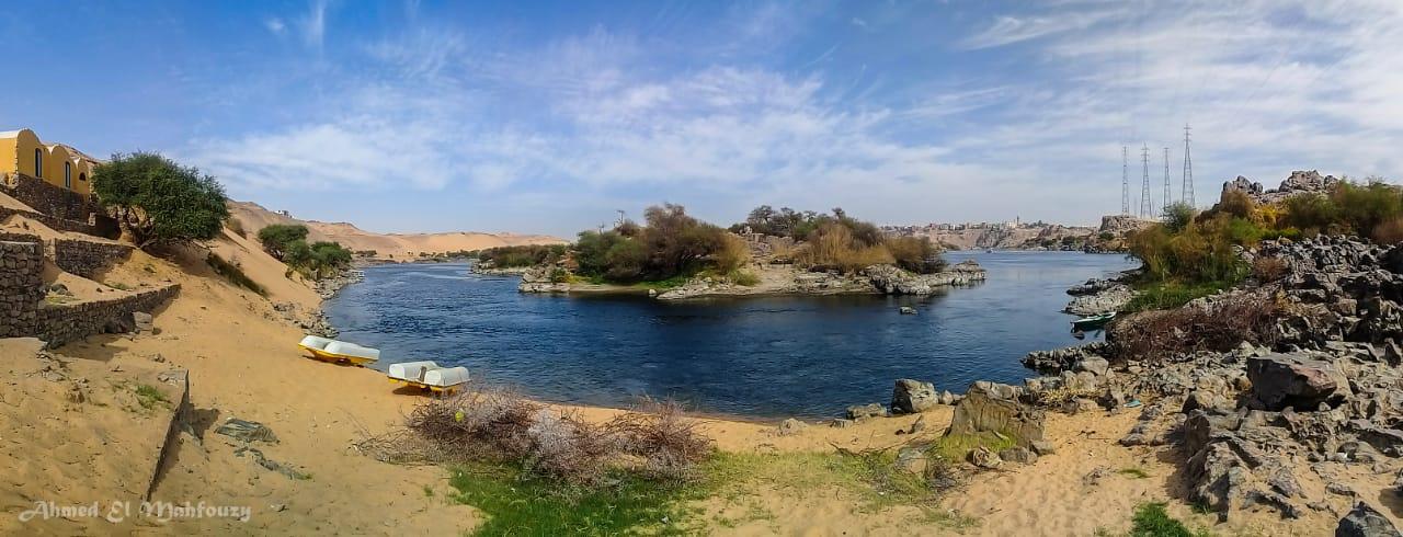 احد معالم السياحة في مصر