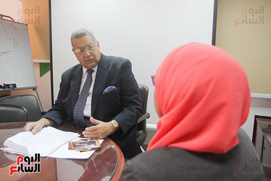 الطبيب المصرى عادل فؤاد رمزى (4)
