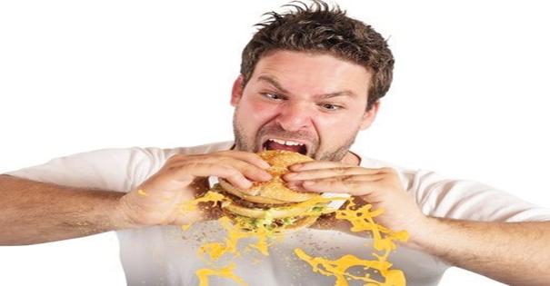 اضطرابات الطعام لدى الرجال