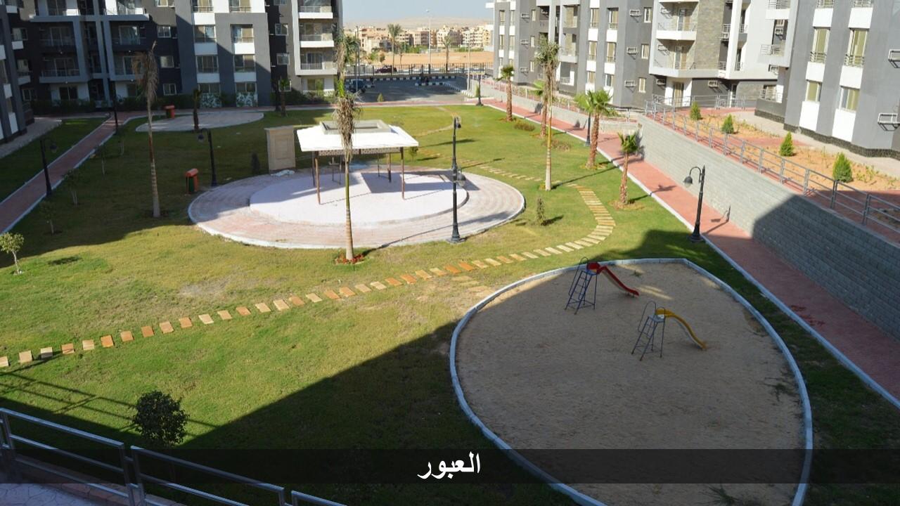 دار مصر للإسكان المتوسط بمدينة العبور (6)