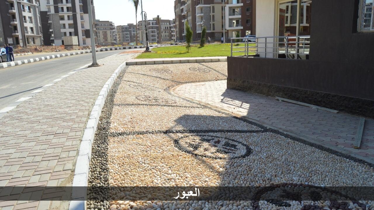 دار مصر للإسكان المتوسط بمدينة العبور (13)