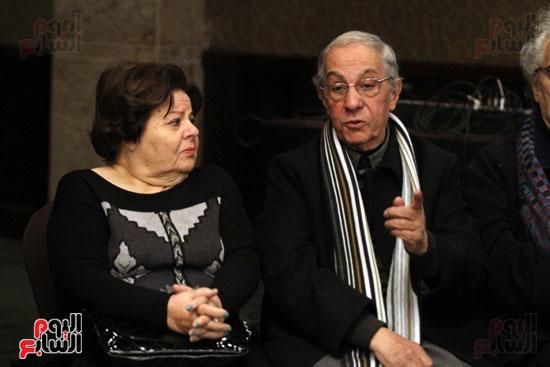 بمهرجان المسرح العربى  (1)