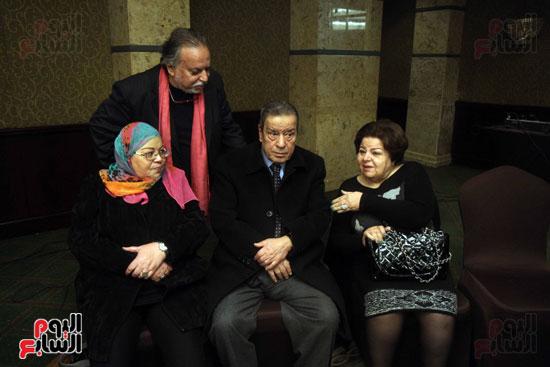 بمهرجان المسرح العربى  (7)