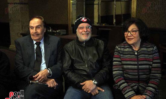 بمهرجان المسرح العربى  (5)