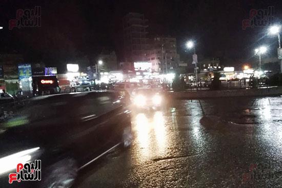 سقوط أمطار بكفر الشيخ (5)