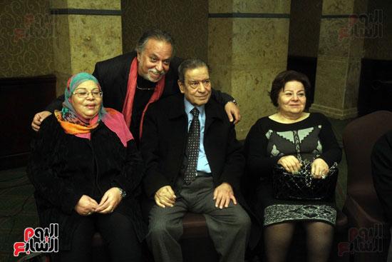 بمهرجان المسرح العربى  (8)