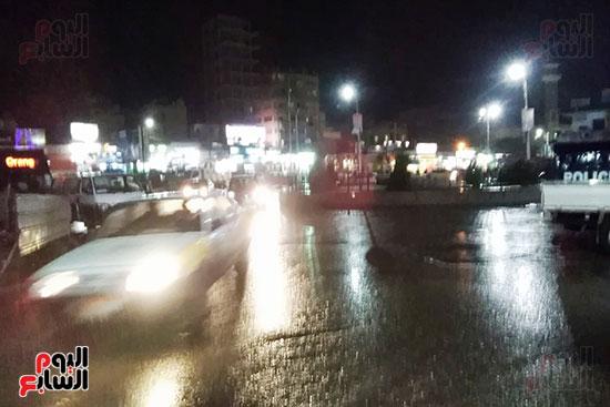 سقوط أمطار بكفر الشيخ (3)