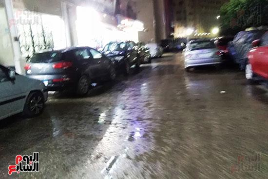 سقوط أمطار بكفر الشيخ (7)
