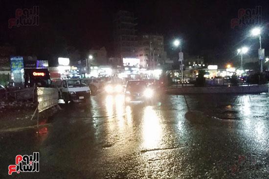 سقوط أمطار بكفر الشيخ (4)