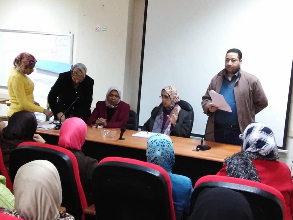 التضامن الاجتماعى  بالاسكندرية تجرى قرعة الاشراف على الحج (1)