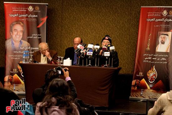 بمهرجان المسرح العربى  (38)