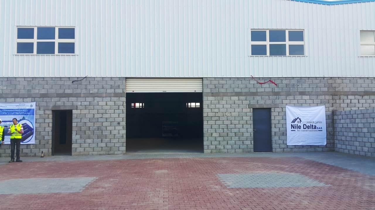 مجمع الصناعات الصغيرة بالعاشر (7)