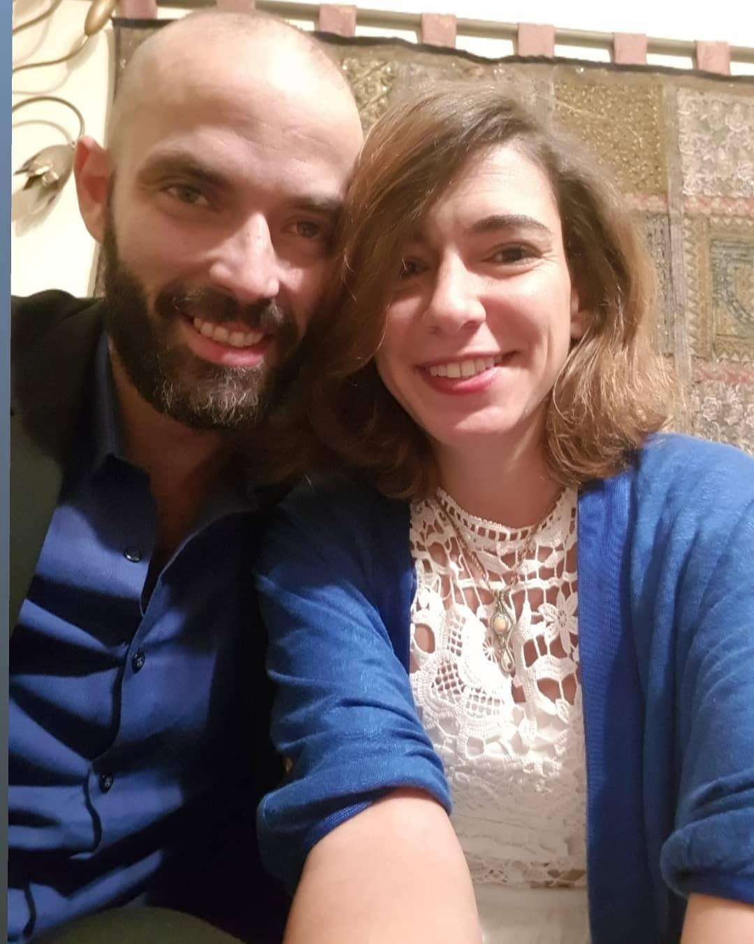 عمر وزوجته