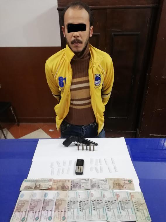المتهمين المقبوض عليهم (1)