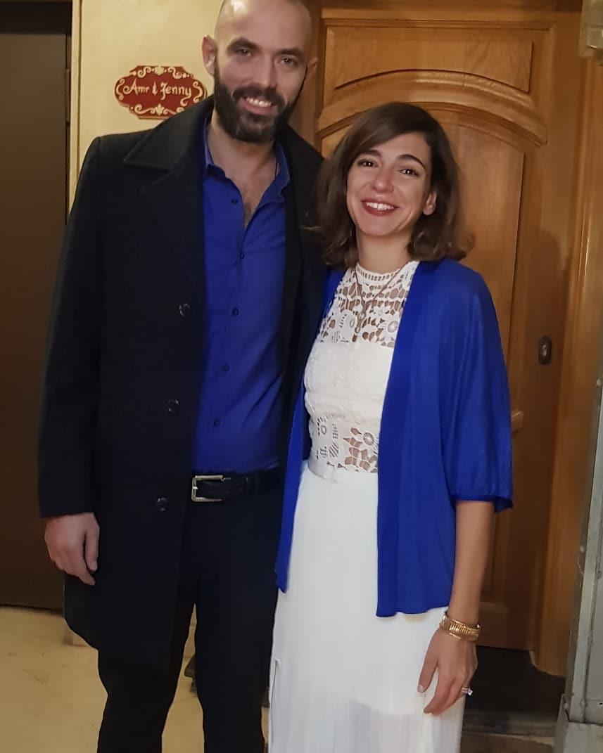 عمر وعروسه