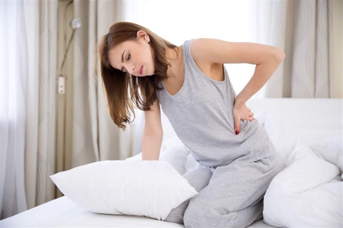 الم الظهر من اعراض الحمل المبكرة