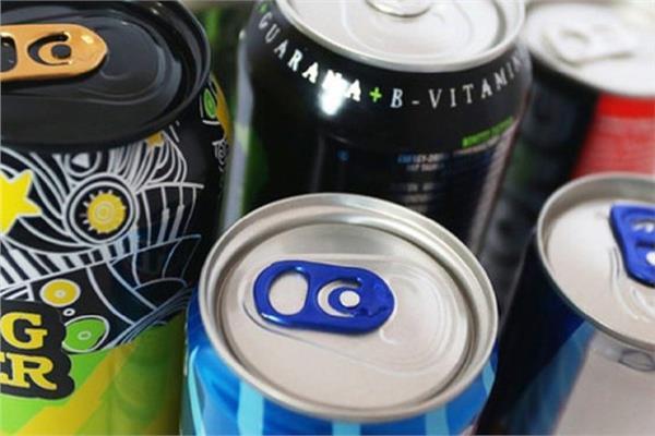 مشروبات الطاقة تحتوى على نسبة كبيرة من الكافيين