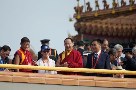 احتفالات فى ذكرى تأسيس الصين