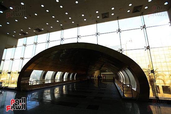 المتحف القومى للحضارة