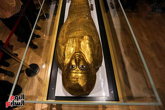التابوت الذهبى فى الحضارة