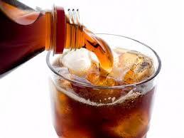 المشروبات الغازية تحتوى على الكافيين