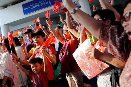 احتفالات فى ذكرى تأسيس جمهورية الصين