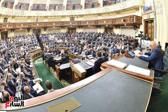 الجلسة العامة لمجلس النواب (16)