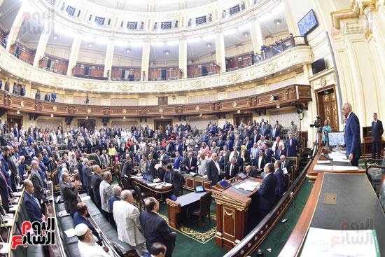 الجلسة العامة لمجلس النواب (7)