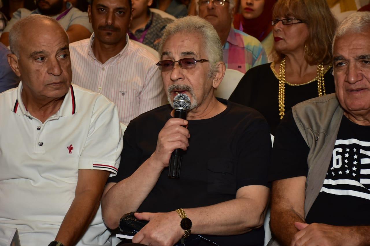 ندوة تكريم محمد فاضل (7)